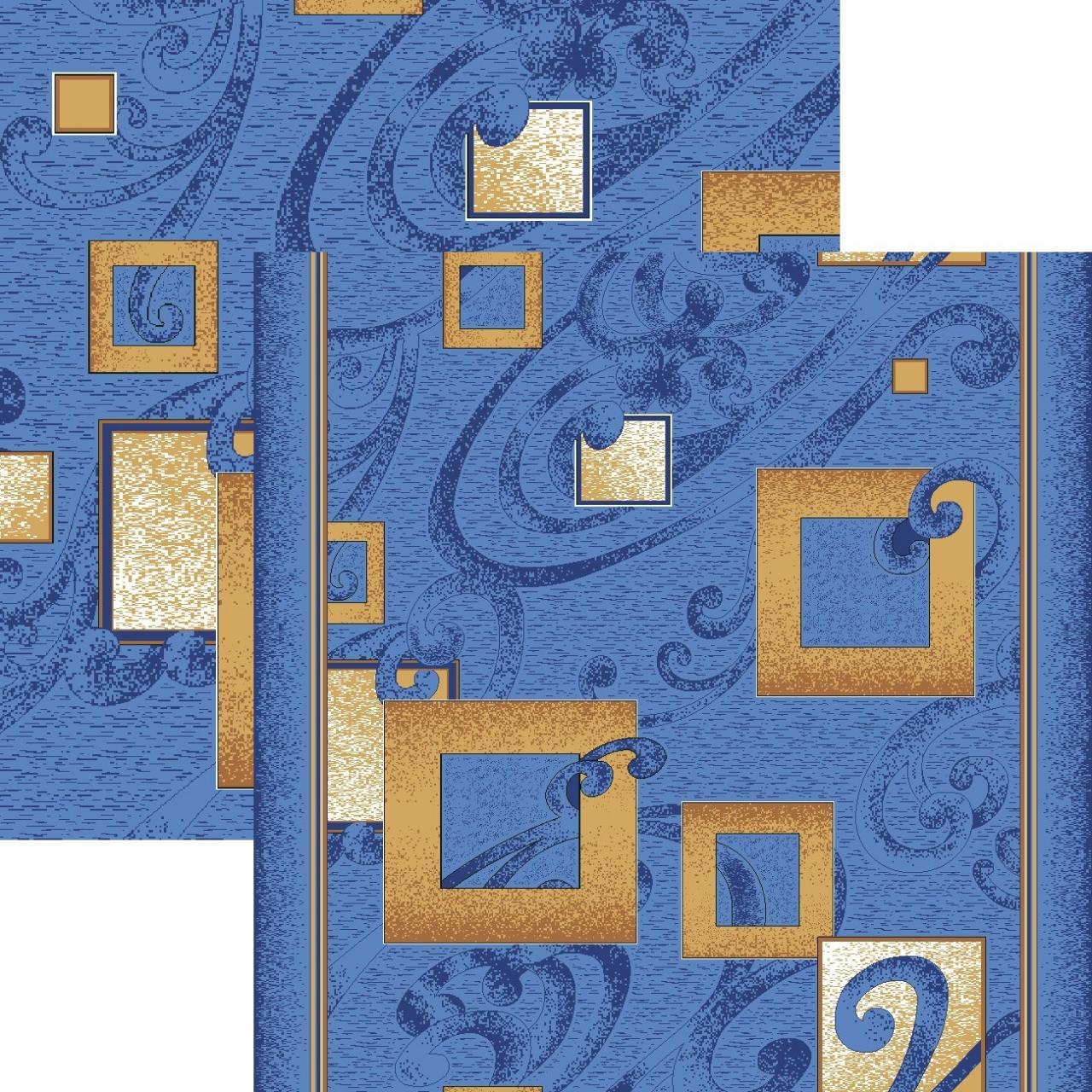 принт 8-ми цветное полотно - p1023m5p - 37