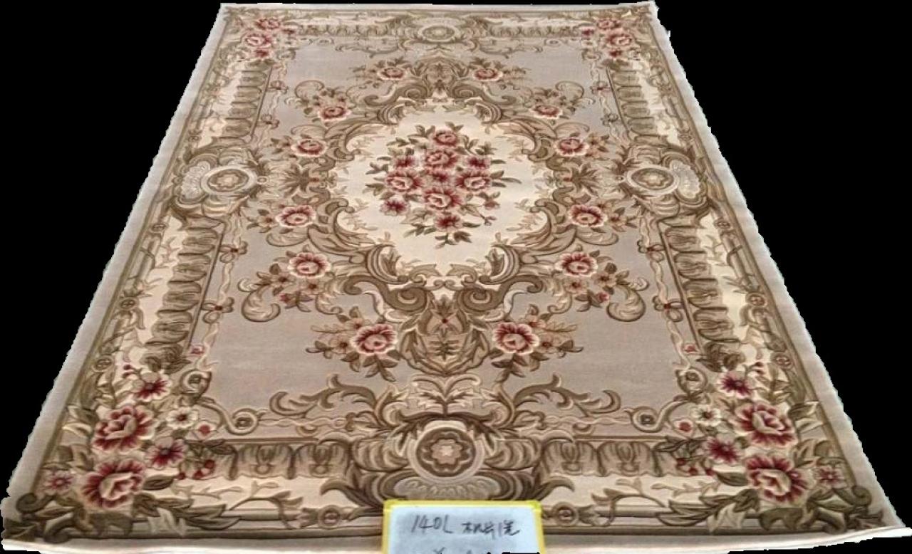 Woolen Machine-made carpets - ZY2241MB - CREAM