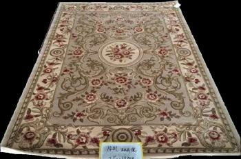 Woolen Machine-made carpets - ZY2238MB - CREAM