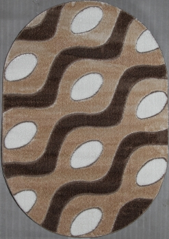 5065 BROWN OVAL