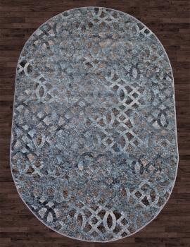 MATRIX - D563 - BEIGE-BLUE