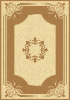 PACIFIC CARVING - 58 - CREAM / D.BEIGE