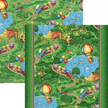 принт 10-ти цветное полотно - p1130w8p - 51