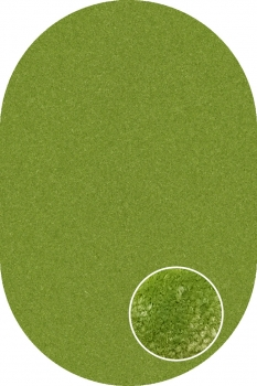s600 L.GREEN OVAL