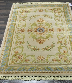 Wool&Viscose Machine-made carpets - STPY-92B - в дизайне