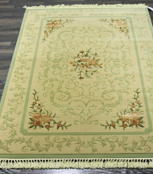 Wool&Viscose Machine-made carpets - TX-670SA - в дизайне