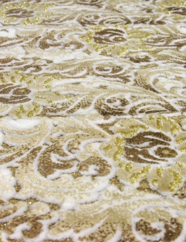 YAKUT NEW - 02258A - BROWN / BEIGE