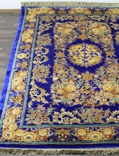 120L SILK CARPETS - STPY-47 - NAVY