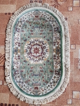 Carpets - 019 - GREEN