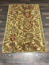 Carpets - 36018A - BLACK-CREAM