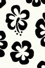 COMFORT SHAGGY 2 - s605 - BONE-BLACK