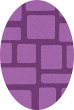 COMFORT SHAGGY 2 - s615 - PURPLE-LILAC