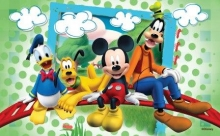 DISNEY - D3MC003 - GREEN
