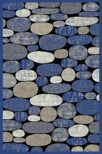 IBIZA 35-11 - 2885 - BLUE-BLACK