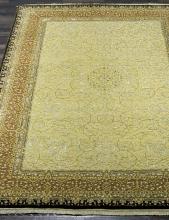 Индия шерсть шелк 14x14 - 864 - BEIGE/RUST