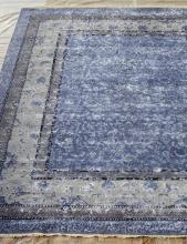Индия шерсть шелк 14x14 - 871 - PERSION/BLUE