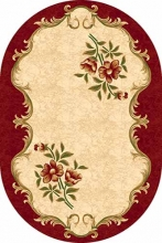 5277 RED OVAL
