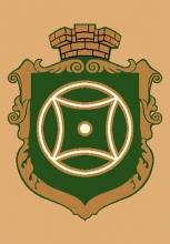 LAGUNA - gerb - BEIGE-GREEN