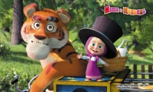 Masha and the Bear - D3MM021 - mix