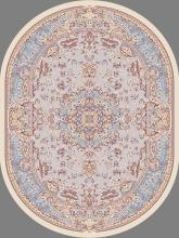 MASHAD ORIGINAL - 02163A - CREAM/BLUE
