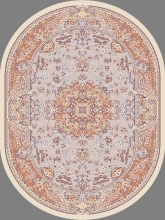 MASHAD ORIGINAL - 02163A - CREAM / POLY.PINK