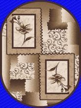 MEGA CARVING - 02967A - BROWN / BROWN