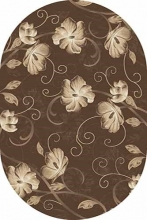 1059 BROWN OVAL