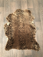 Мутон - LEOPARD - BROWN