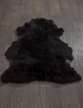 Овчина Австралия - PLAIN - BLACK 2