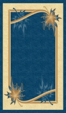 PACIFIC CARVING - 549 - NAVY / CREAM