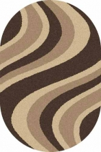 t617 BROWN OVAL