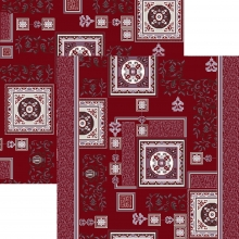 принт обр 8-ми цветное полотно - p1359a4p - 85