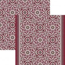 принт обр 8-ми цветное полотно - p1507a4p - 85