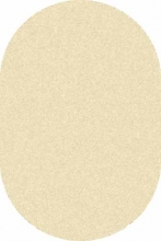 S600 CREAM-BEIGE OVAL