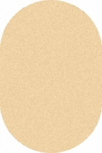 S600 CREAM-D.BEIGE OVAL