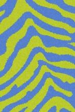 SHAGGY ULTRA - s604 - GREEN-BLUE