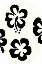 SHAGGY ULTRA - s605 - BONE-BLACK