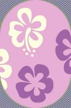 SHAGGY ULTRA - s605 - PINK-CREAM