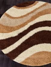 SHAGGY ULTRA - s607 - BEIGE-BROWN