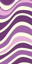 SHAGGY ULTRA - s607 - PURPLE