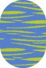 SHAGGY ULTRA - s608 - BLUE-GREEN