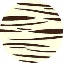 SHAGGY ULTRA - s608 - CREAM-BROWN