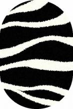 SHAGGY ULTRA - s613 - BLACK-BONE