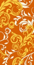 SUNRISE - v825 - ORANGE-YELLOW