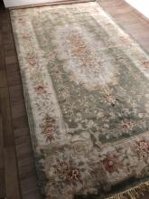 Viscose Machine-made carpets - A0019GR - GREEN