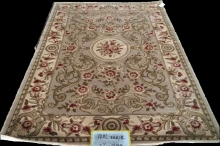 Woolen Machine-made carpets - ZY2238MB - CREAM