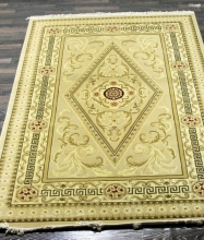 Woolen Machine-made carpets - ZY2338MB - CREAM