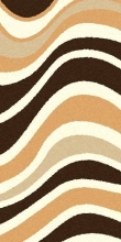 s607 - BEIGE-BROWN