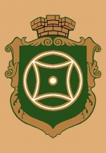 gerb - BEIGE-GREEN