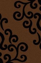 s691 - BROWN-BLACK